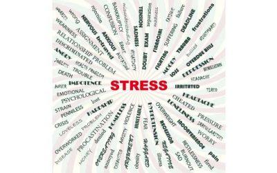 Uitputting door stress